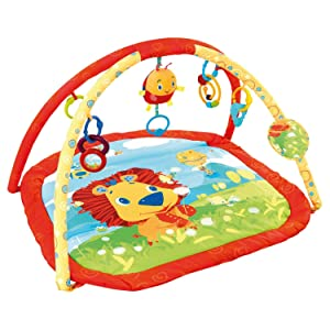 Bright Starts Lion In The Park Activity Gym Baby Gear