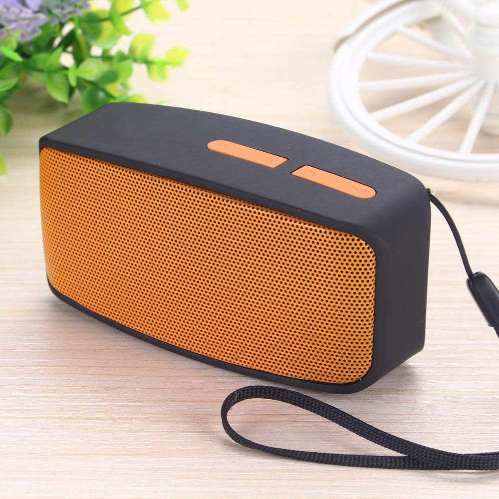 Bekhic Mini-3D Portable wireless Bluetooth speaker