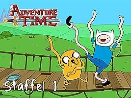 Adventure Time - Abenteuerzeit mit Finn und Jake - Staffel 1