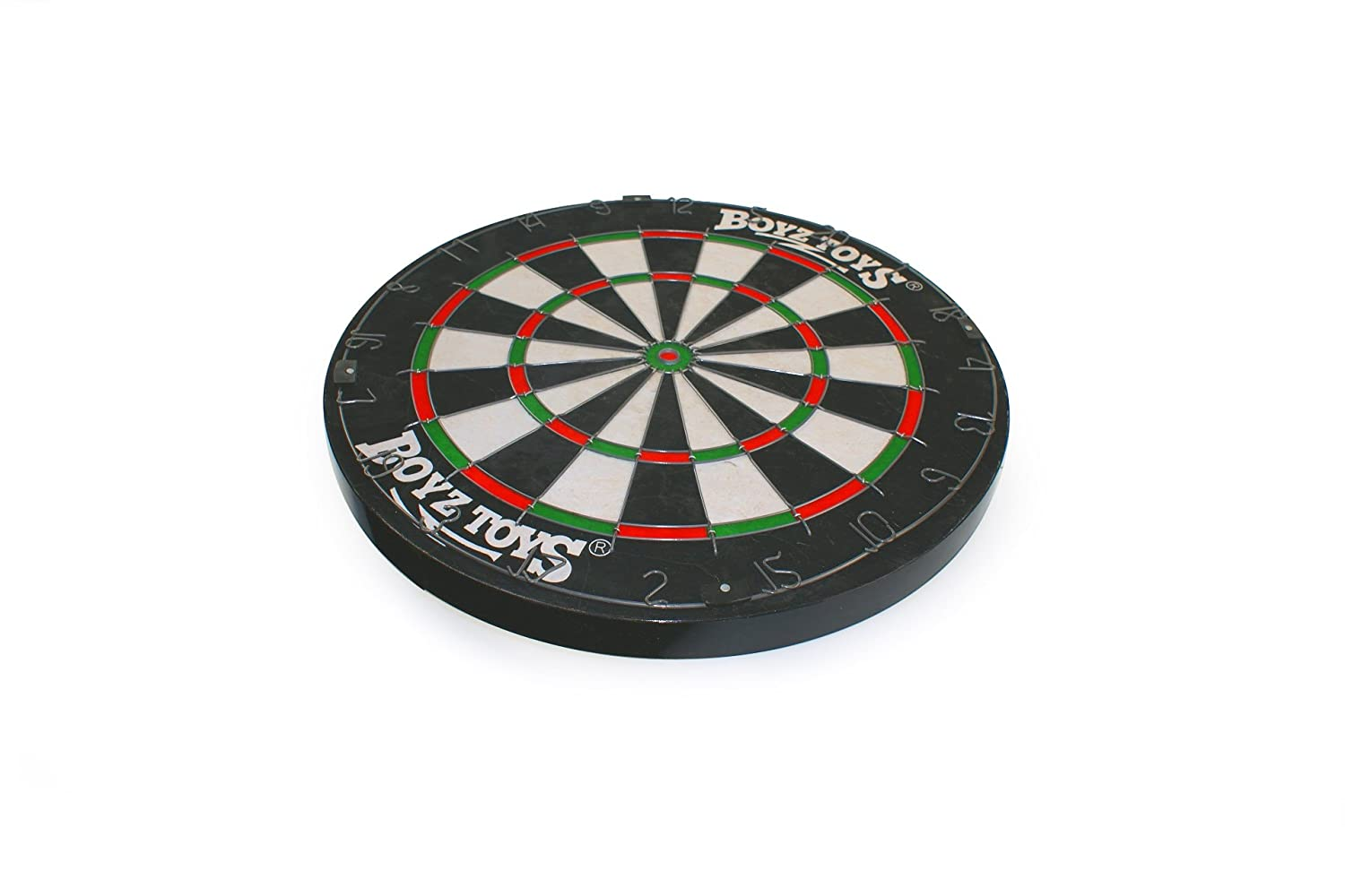 Tournament bristle dartboard salmo tournament 050 018