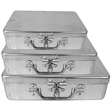Aluminium box