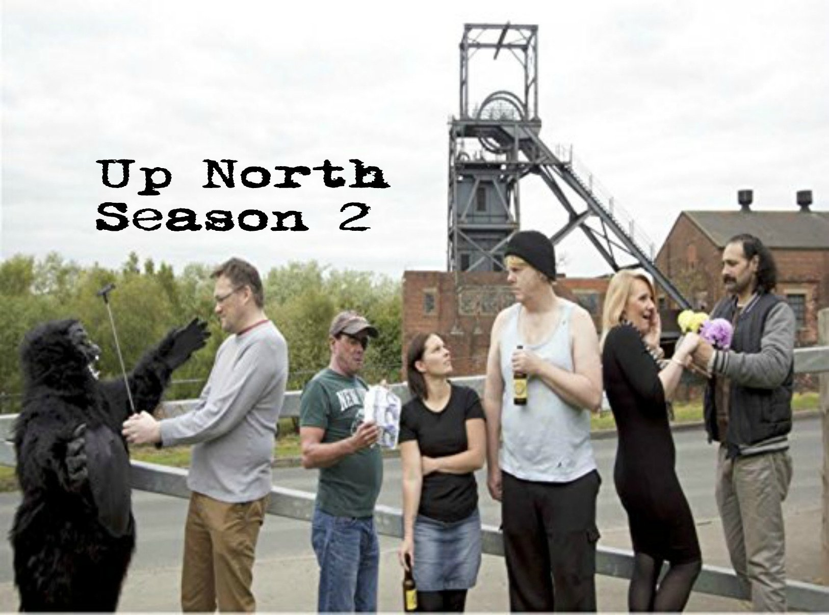 Up North on Amazon Prime Instant Video UK
