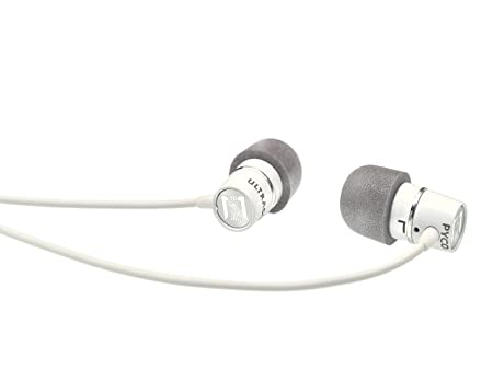 Ultrasone PYCO Ecouteurs intra-auriculaires Blanc