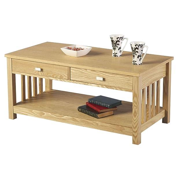 Ashmore 2cassetto tavolino