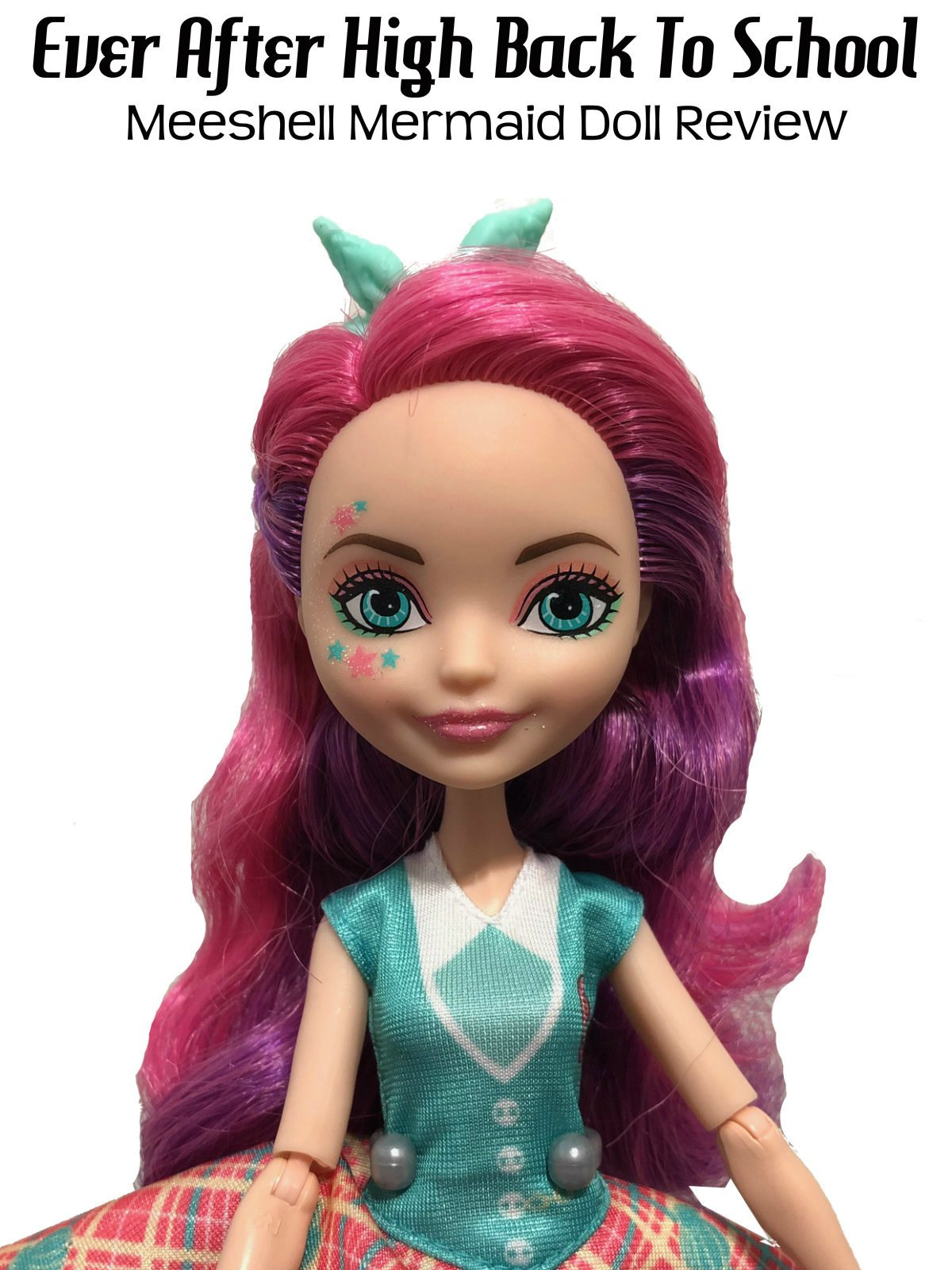 Review: Ever After High Back To School Meeshell Mermaid Doll Review
