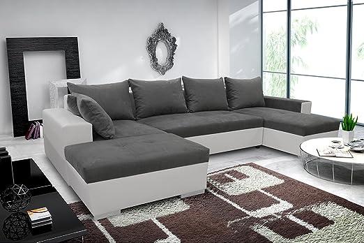 Bigsofa Clio Wohnlandschaft Ecksofa Eckcouch Sofa Couch Schlafsofa 01324