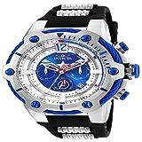 Invicta Men's 25988 Marvel Quartz Chronograph Blue Dial Watch