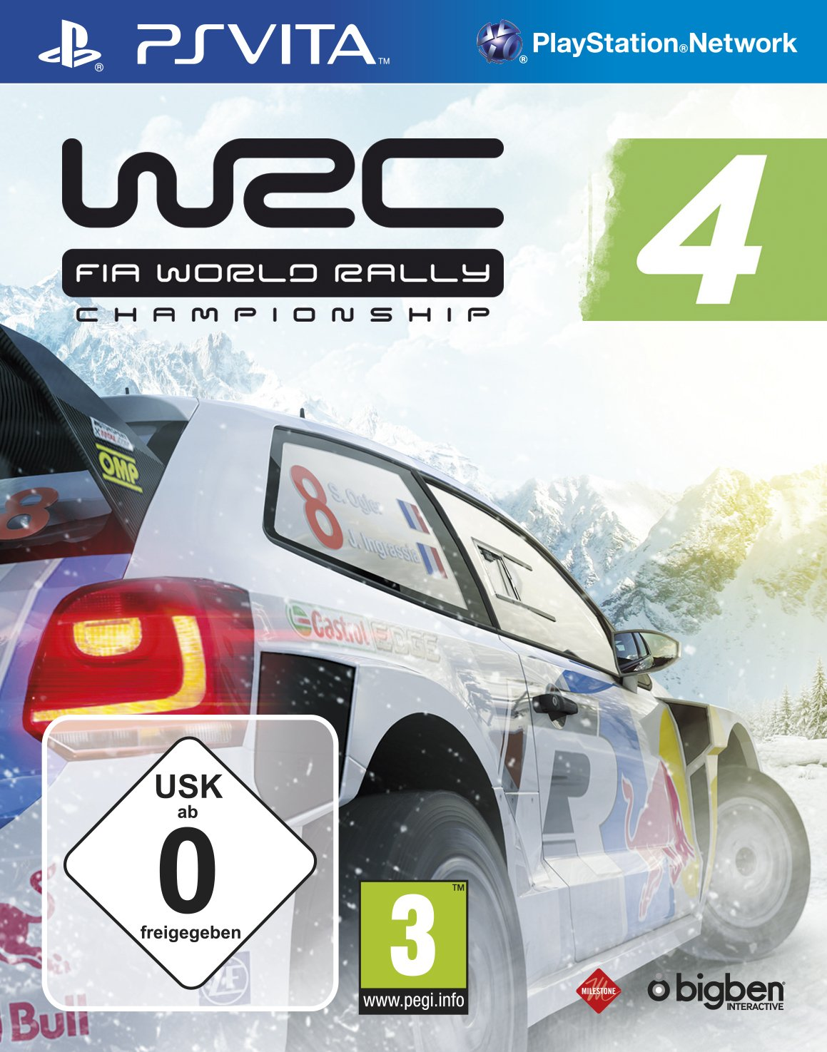 product photo for WRC 4 - World Rally Championship