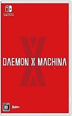 DAEMON X MACHINA(デモンエクスマキナ)-Switch (【先着購入特典】「プロトタイプアーセナル」「プロトタイプスーツ」ダウンロード番号 同梱) 【Amazon.co.jp限定】「限定メタリック装備セット<太刀>」ダウンロード番号 「アメノハバキリ メタリックブラック(太刀)」「メタリックアウタースーツ」配信 付