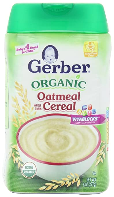 best organic baby cereal reviews