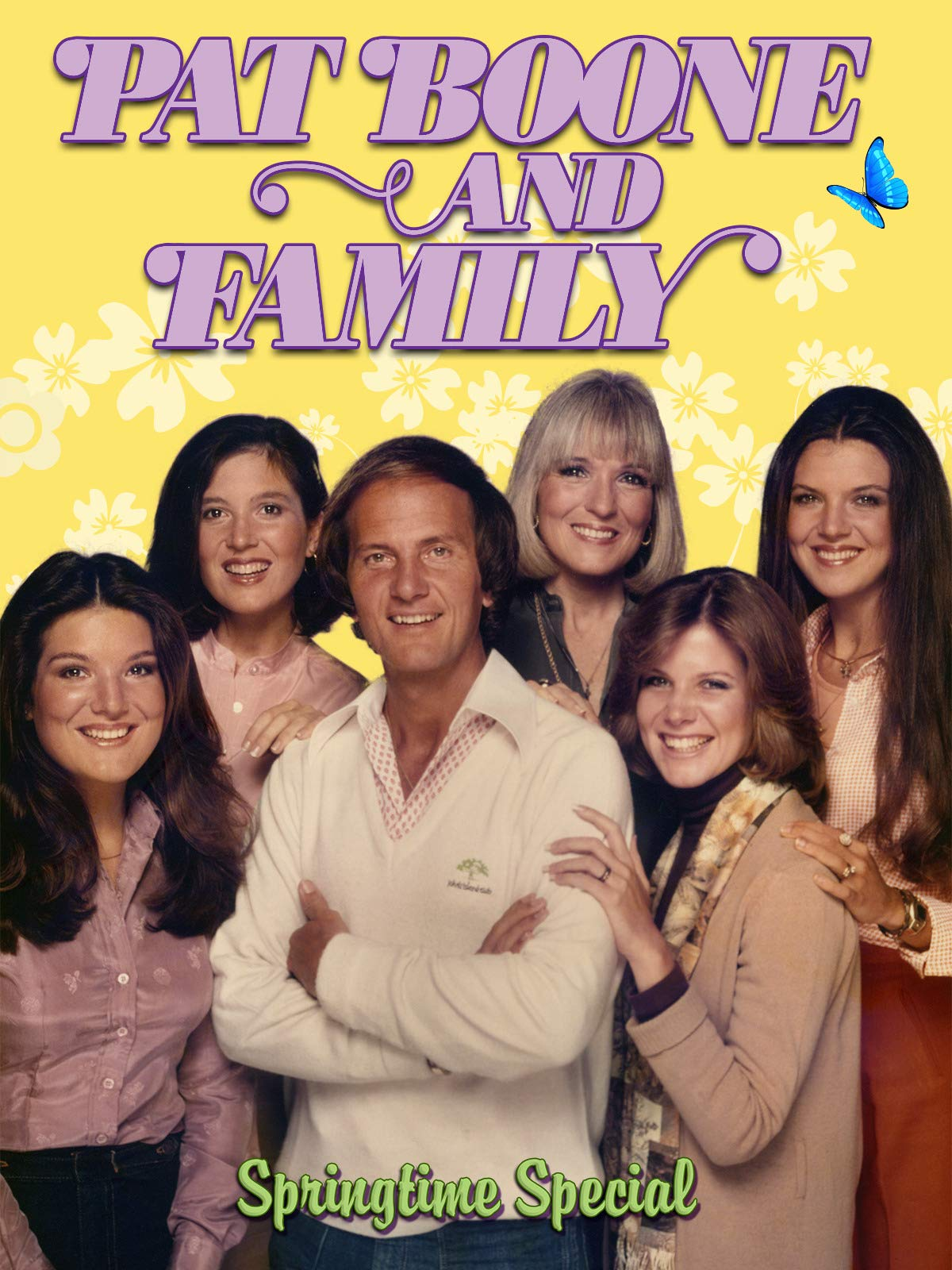 Pat Boone and Family Springtime Special on Amazon Prime Video UK