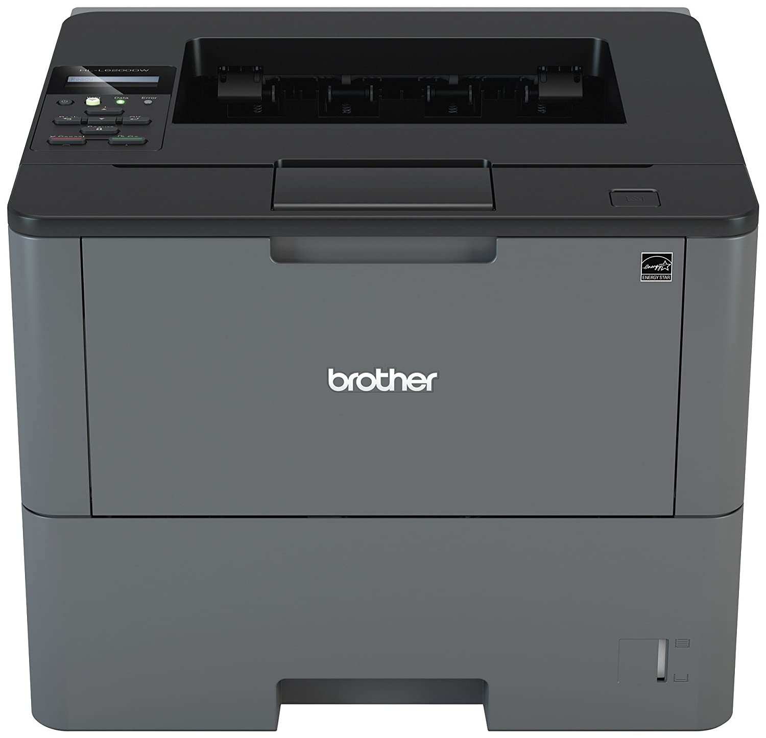 Brother Business Laser Printer with Wireless Networking, Duplex Printing, and Large Paper Capacity (HLL6200DW)