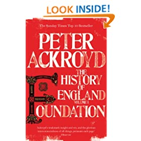 Foundation (History of England Book 1)