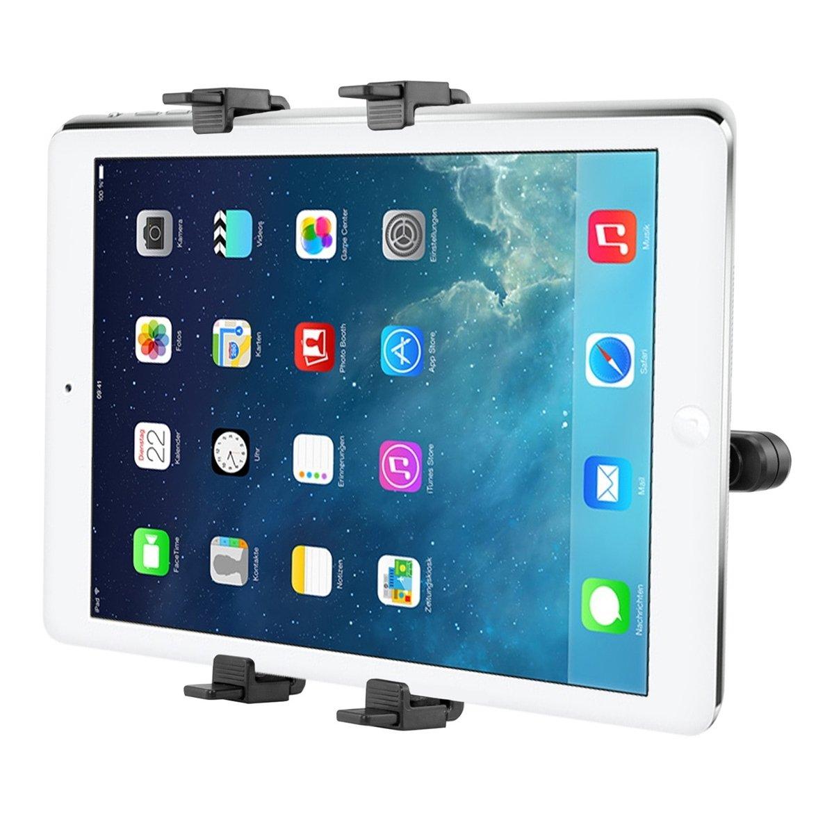 kwmobile® Soporte para el reposacabezas para Apple iPad Air.  Electrónica más noticias y comentarios