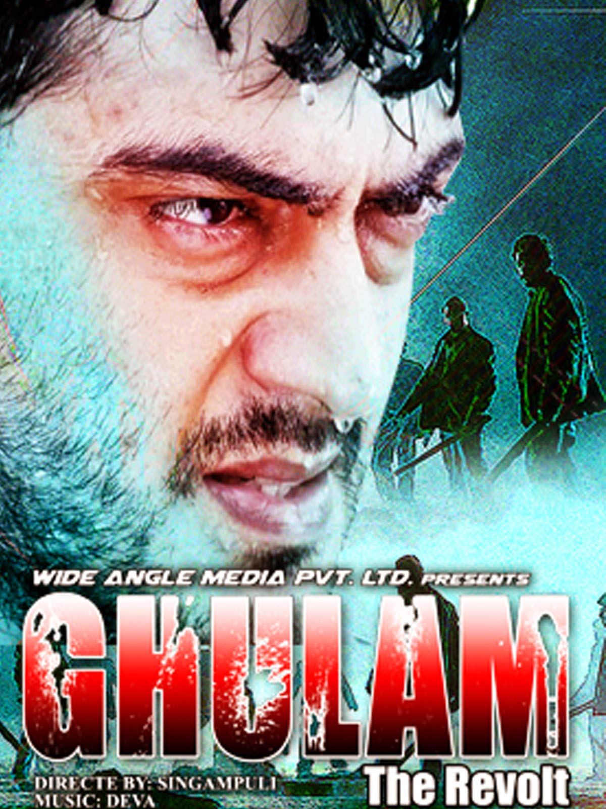 Ghulam The Revolt
