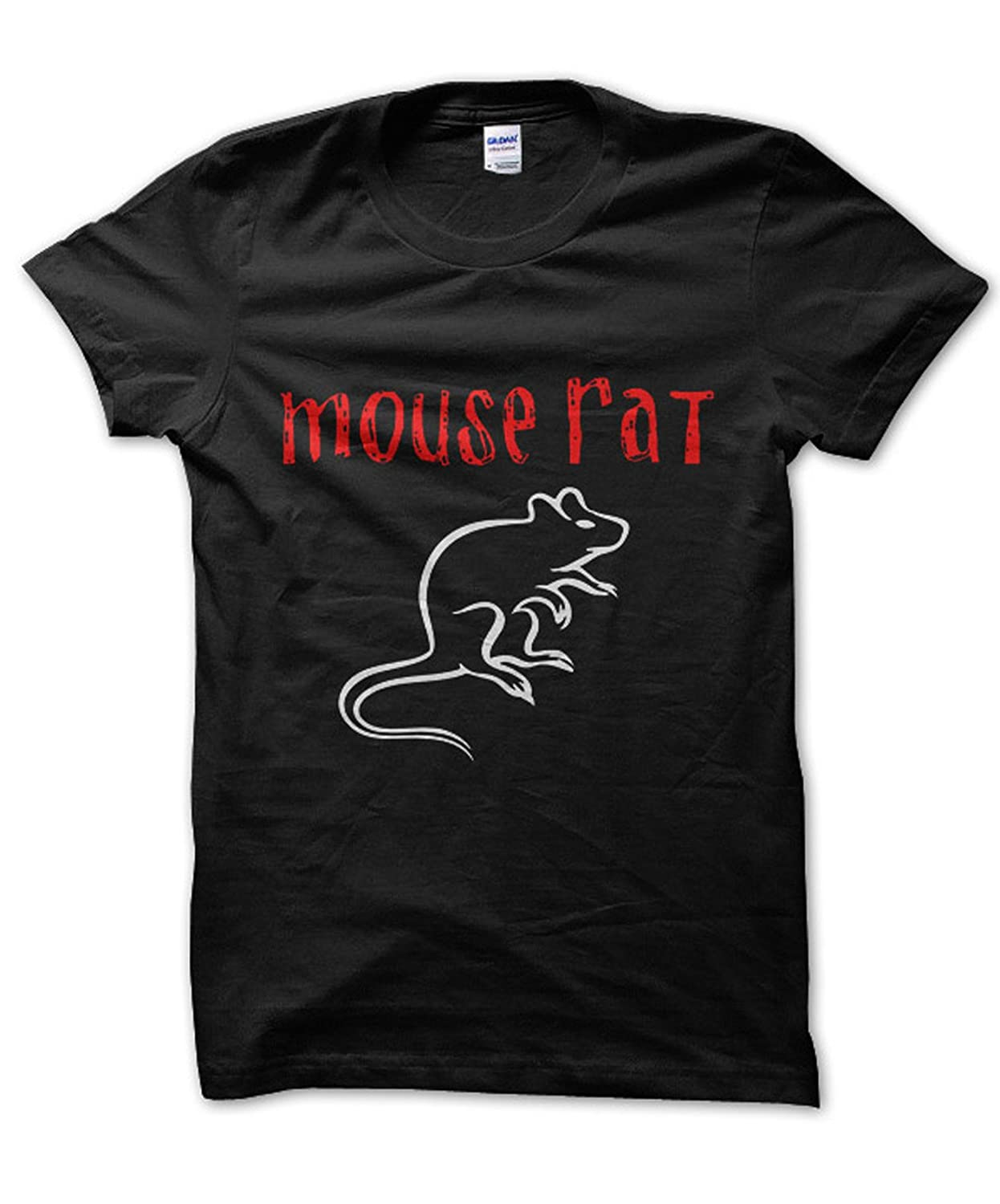 Mouse Rat Shirt Andy Mouse Rat Andy Dwyer Black