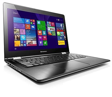"Lenovo Yoga 500-14 Tablette tactile 14"" (35,5 cm) (1 To, Windows 8.1, 1 Port USB 2.0, 2 Ports USB 3.0, 1 port Ethernet, 1 Prise jack Blanc)"