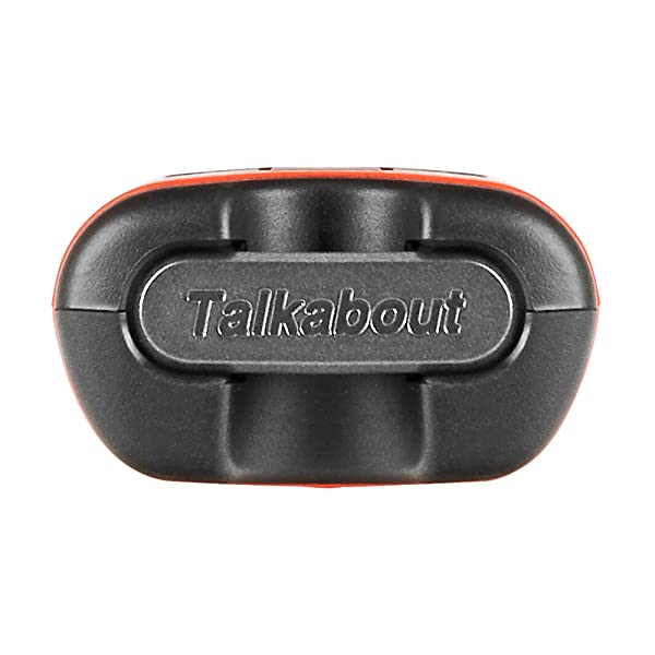 PAQUETE DE RADIO BIDIRECCIONAL RECARGABLE MOTOROLA TALKABOUT T265? NARANJA