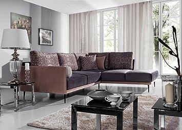 Couchgarnitur Couch Rusi Sofa Wohnlandschaft Polstergarnitur Polsterecke