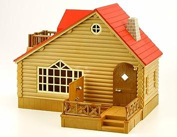Sylvanian Families – Log Cabin – Cabane en Rondins (Bâtiment)