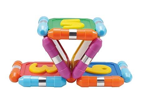Giocattolo Costruzioni Magnetiche ritirato dal mercato per Rischio Soffocamento dei Bambini