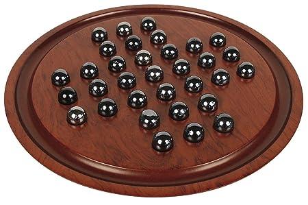 Smir - 34054 - jeu de société - Solitaire Bubinga