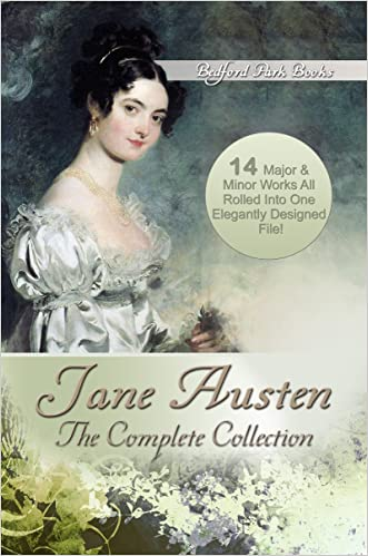 Jane Austen: The Complete Collection (With Active Table of Contents) written by Jane Austen