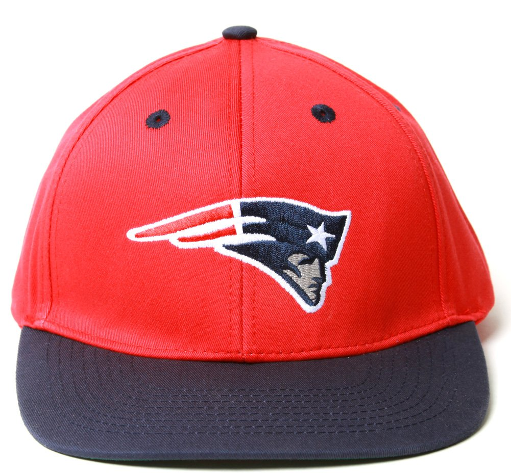 NFL New England Patriots Cotton Red/Navy Snapback Adjustable Hat at Sears.com