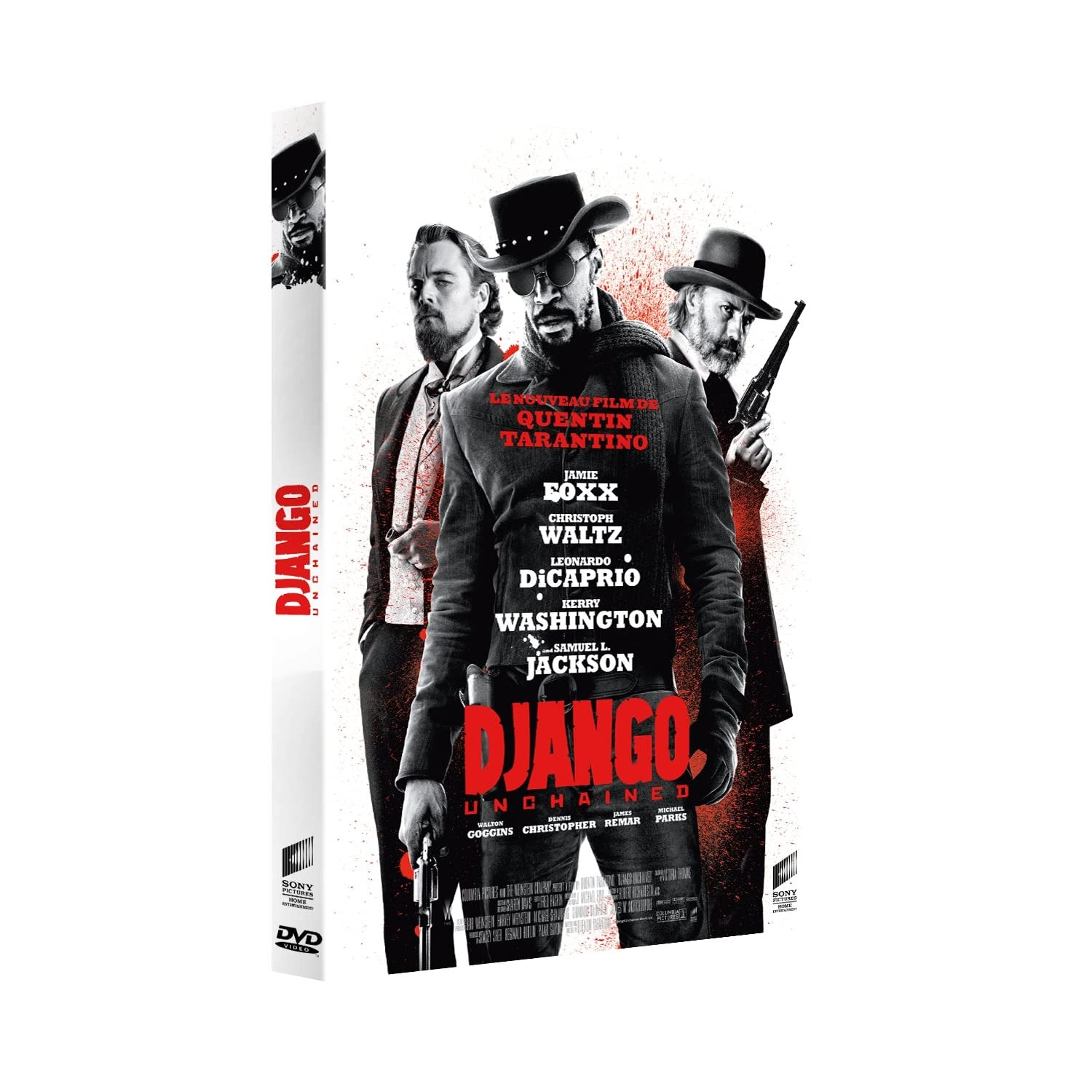 tarentino unleashed django unchained Django unchained is the most underrated quentin tarantino soundtrack  my father's reaction and mine was characteristic of at least one slice of the confusion that django unchained unleashed.