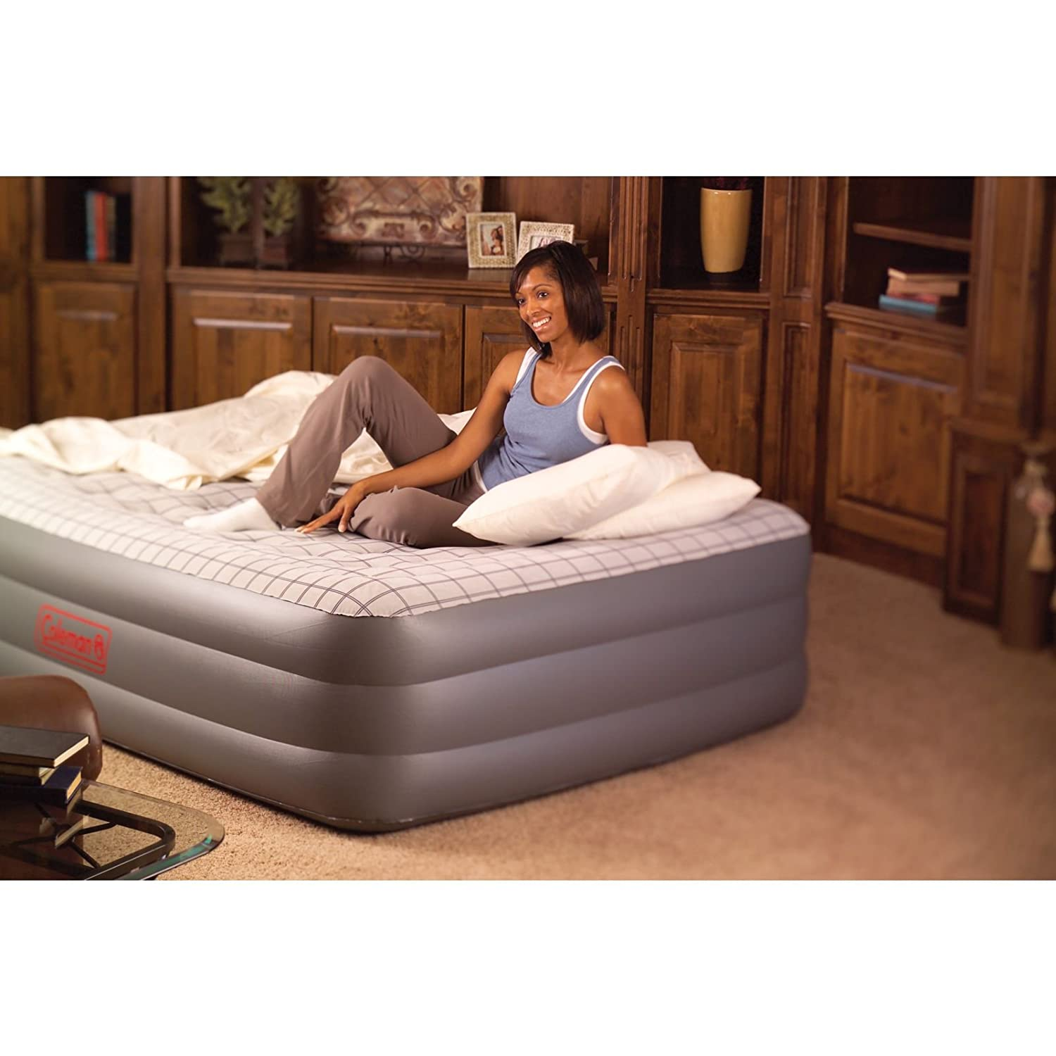 "Where Can You Buy King Size 10"" Memory Foam Mattress With Cloth Cover"