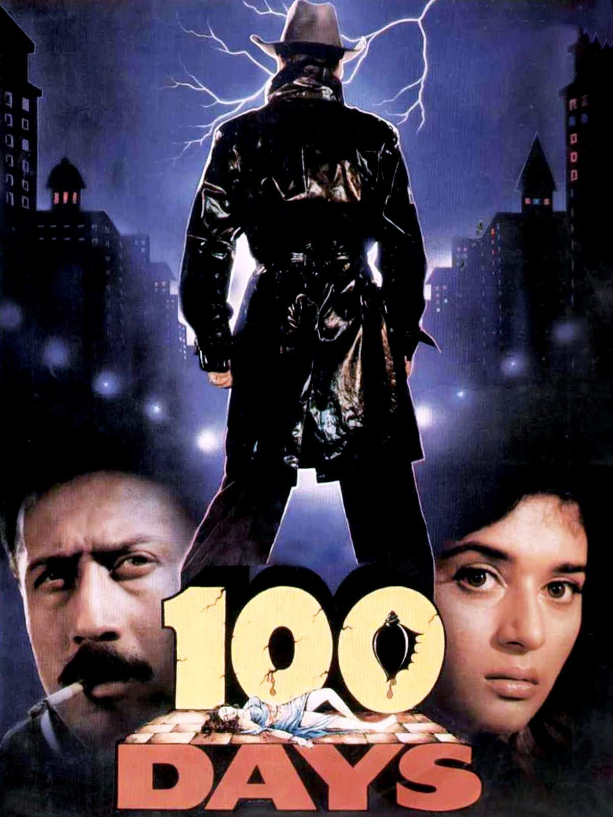 100 days on Amazon Prime Video UK
