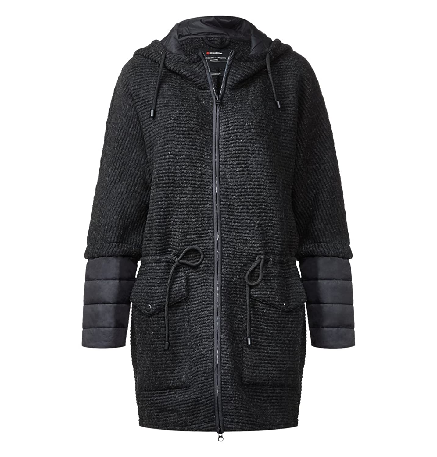 Street One Wollmix-Parkajacke Tilly Damen 115006