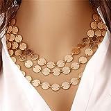 YAMULA Hot Selling Choker Necklace Latest Design for Women Top Fashion