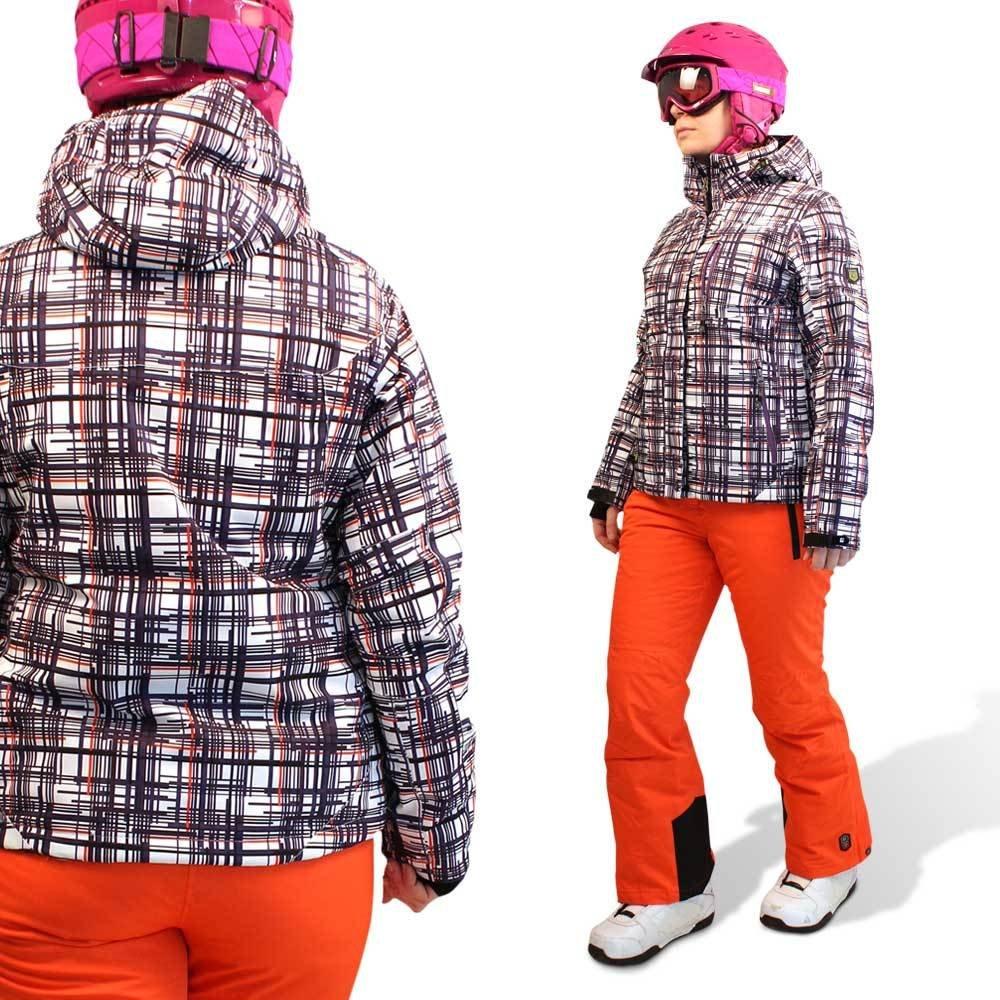 damen ski anzug skijacke apuva ski hose pyma wei. Black Bedroom Furniture Sets. Home Design Ideas