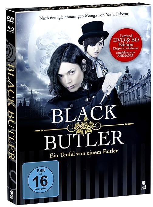 Black Butler, DVD und Blu-ray
