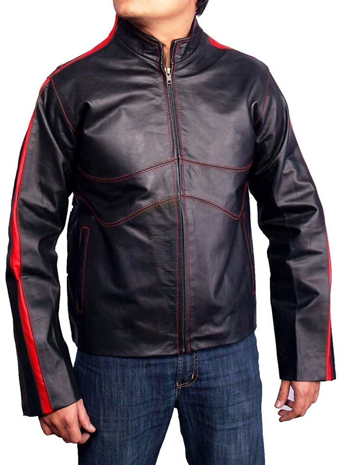 Men's Cholo Land Of The Dead Leather Jacket kaufen