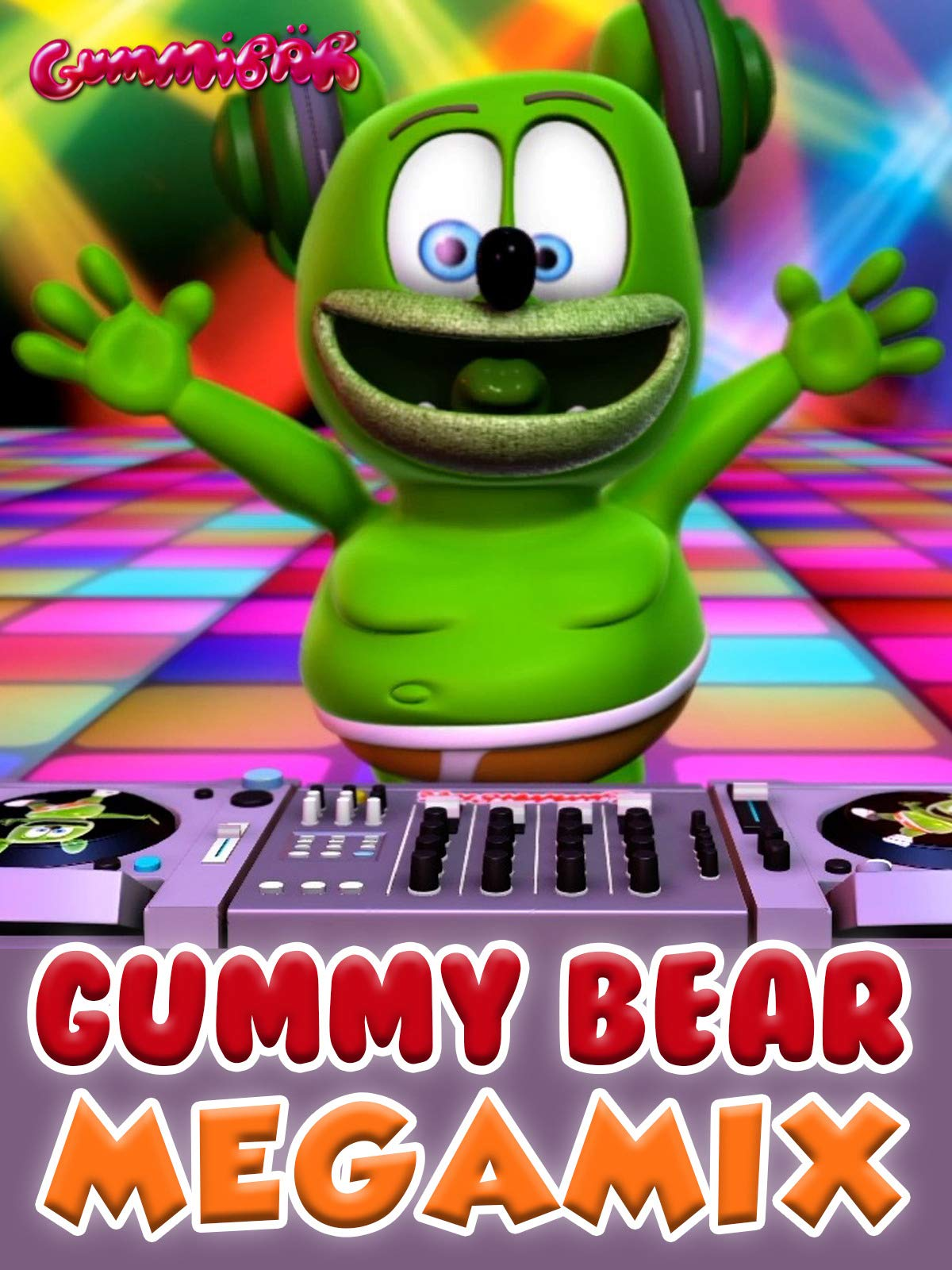 Gummy Bear Megamix on Amazon Prime Instant Video UK