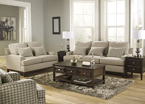 Tucson Collection Contemporary Style Loveseat
