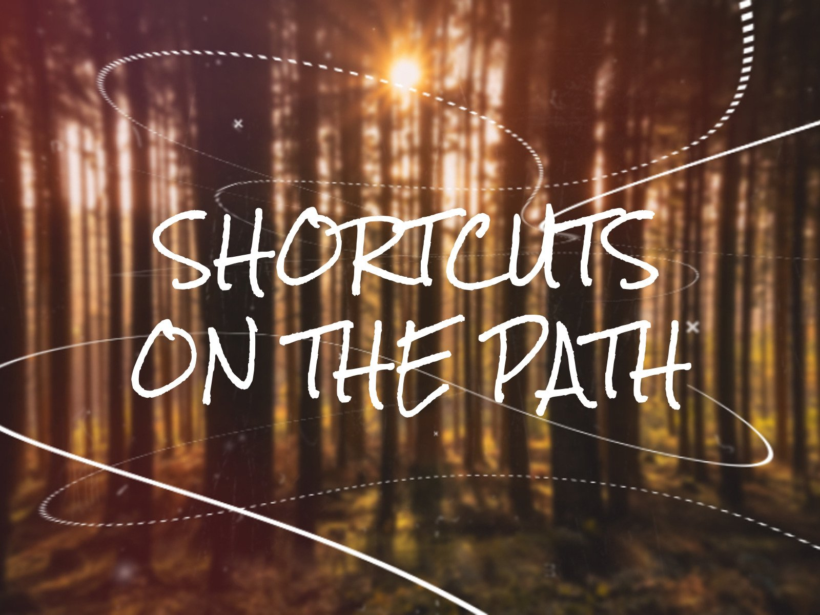 Shortcuts on the Path on Amazon Prime Video UK