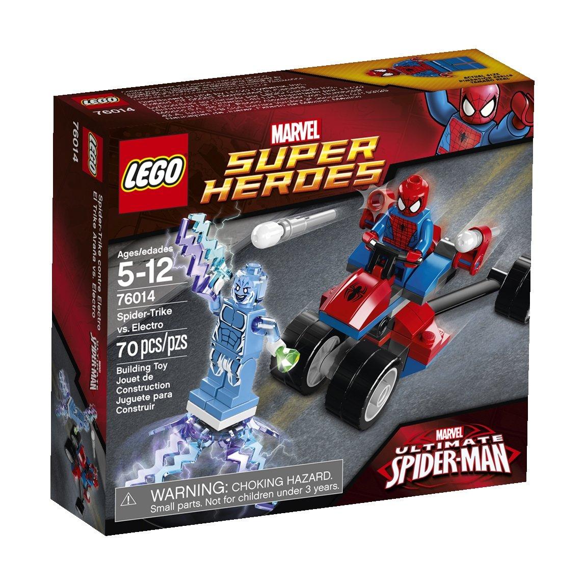 LEGO 76014 - Marvel Super Heroes Spider-Trike