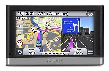 Garmin 010-01124-35 GPS Bluetooth Noir, Argent