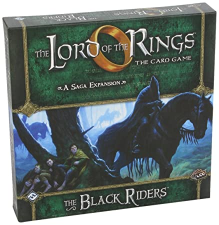 Lord Of The Rings - 331046 - Jeu De Cartes - The Black Riders