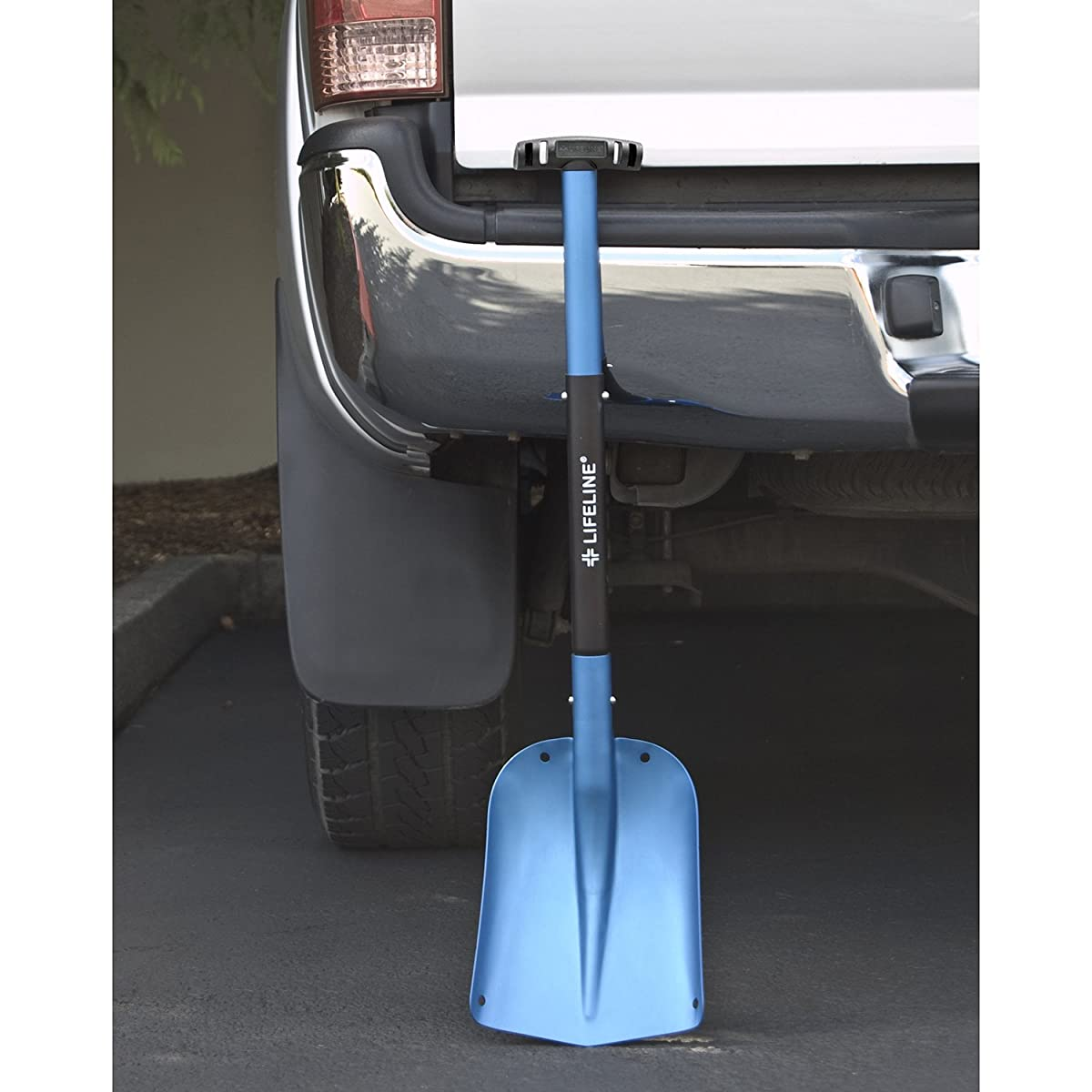 AAA 4005 Blue Aluminum Sport Utility Shovel