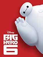 Big Hero 6 (Plus Bonus Features) [HD]