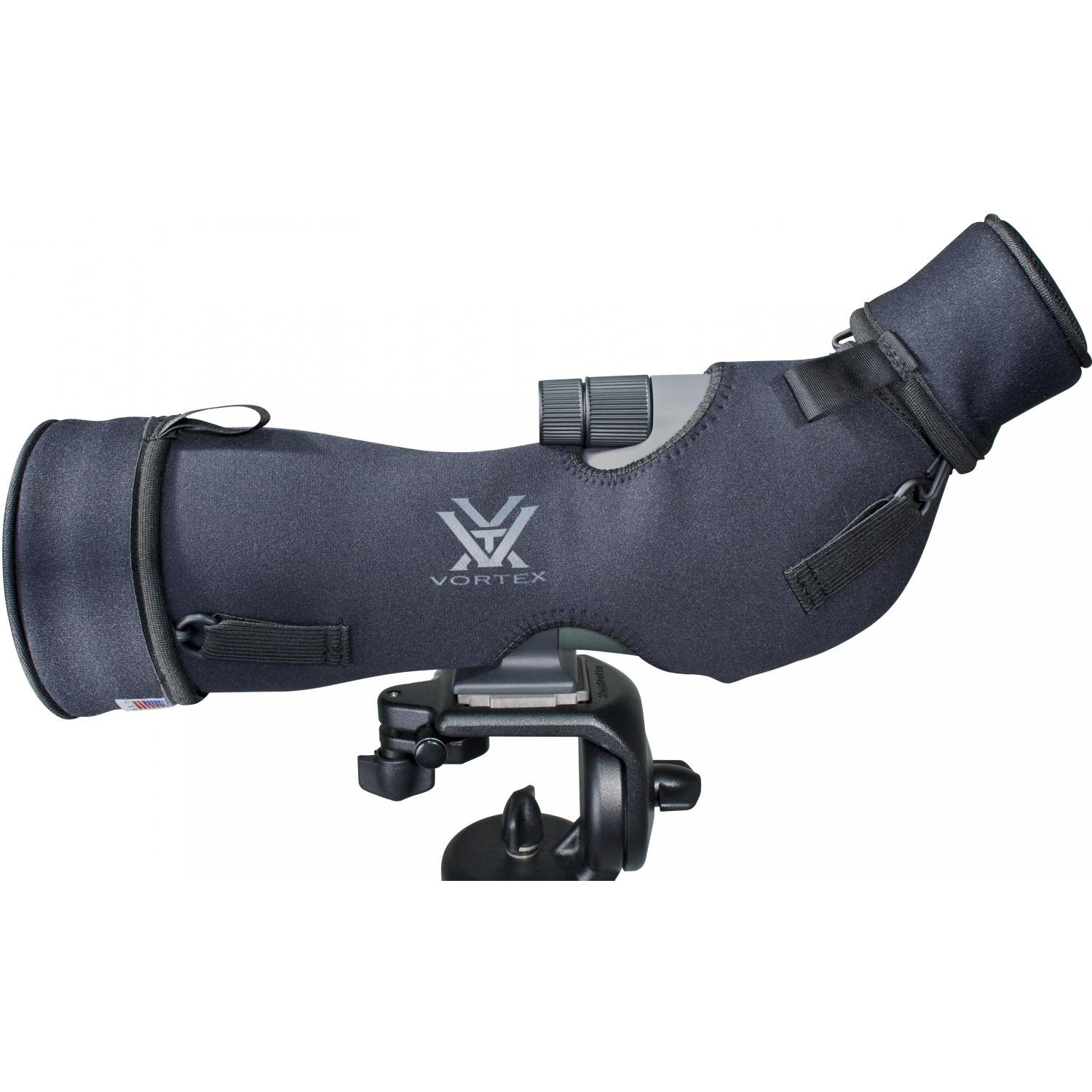 Vortex Optics Razor HD Black Fitted Spotting Scope Case, Angled