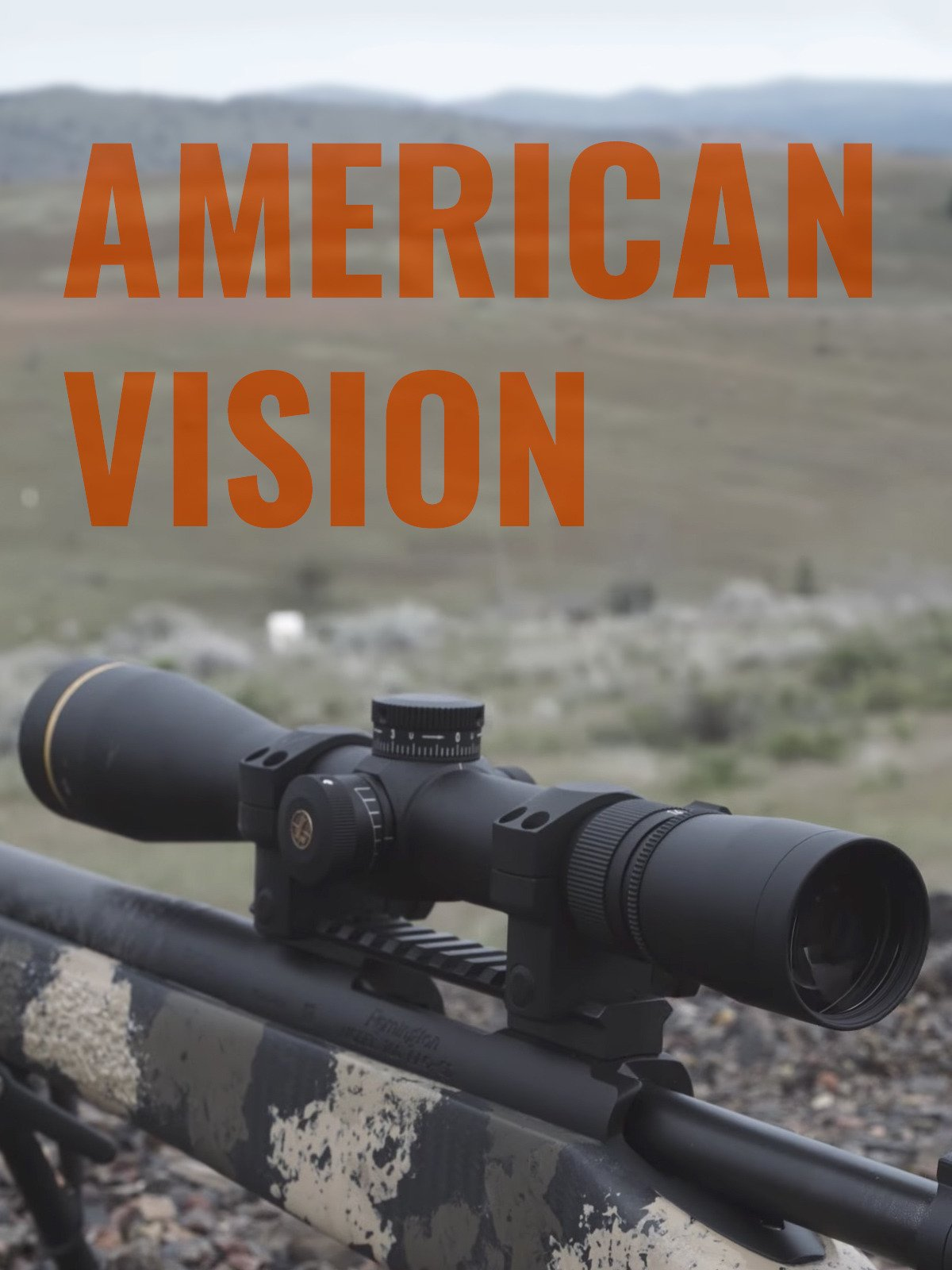 American Vision on Amazon Prime Instant Video UK