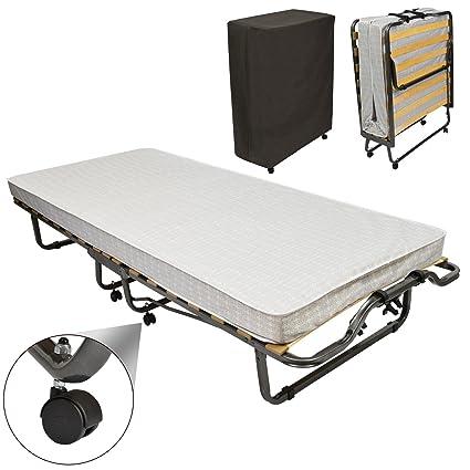 Cómoda cama plegable para invitados Venetia - 80 x 200 cm