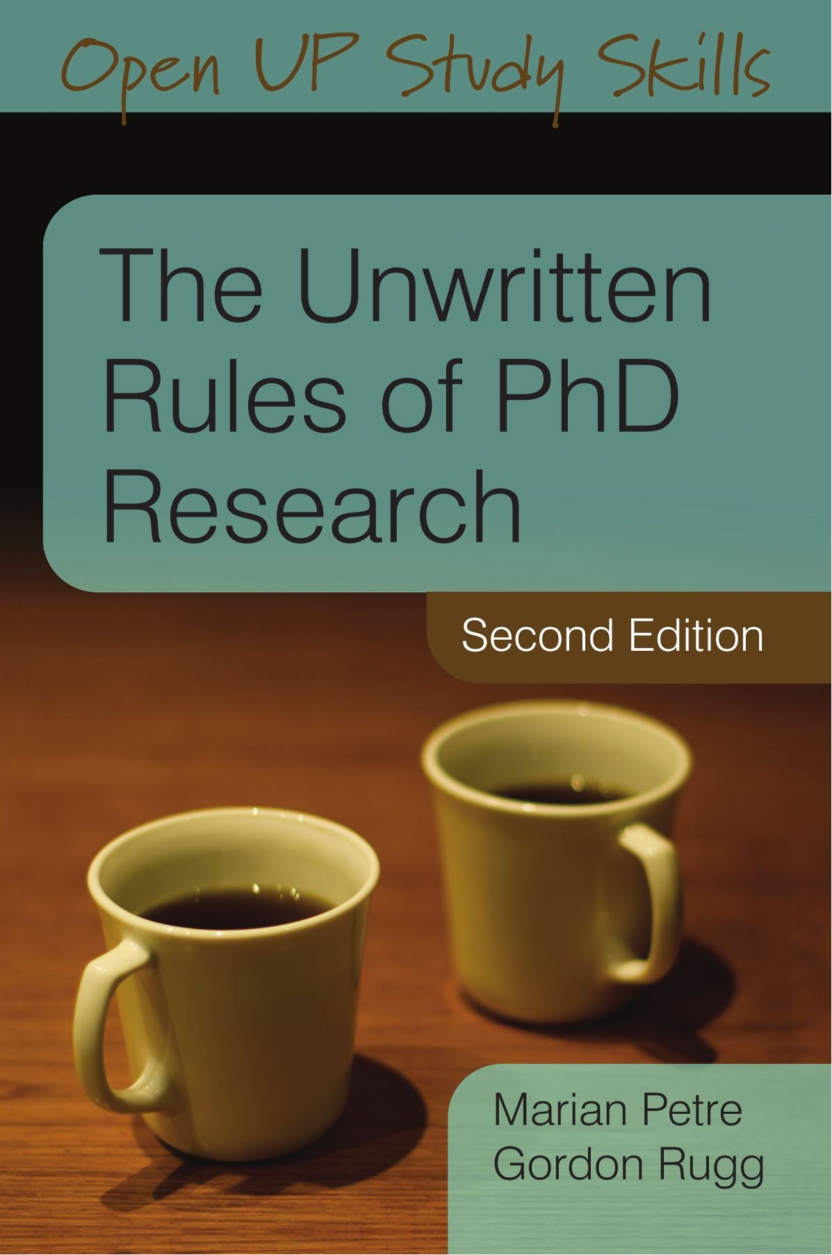 Phd Thesis Research