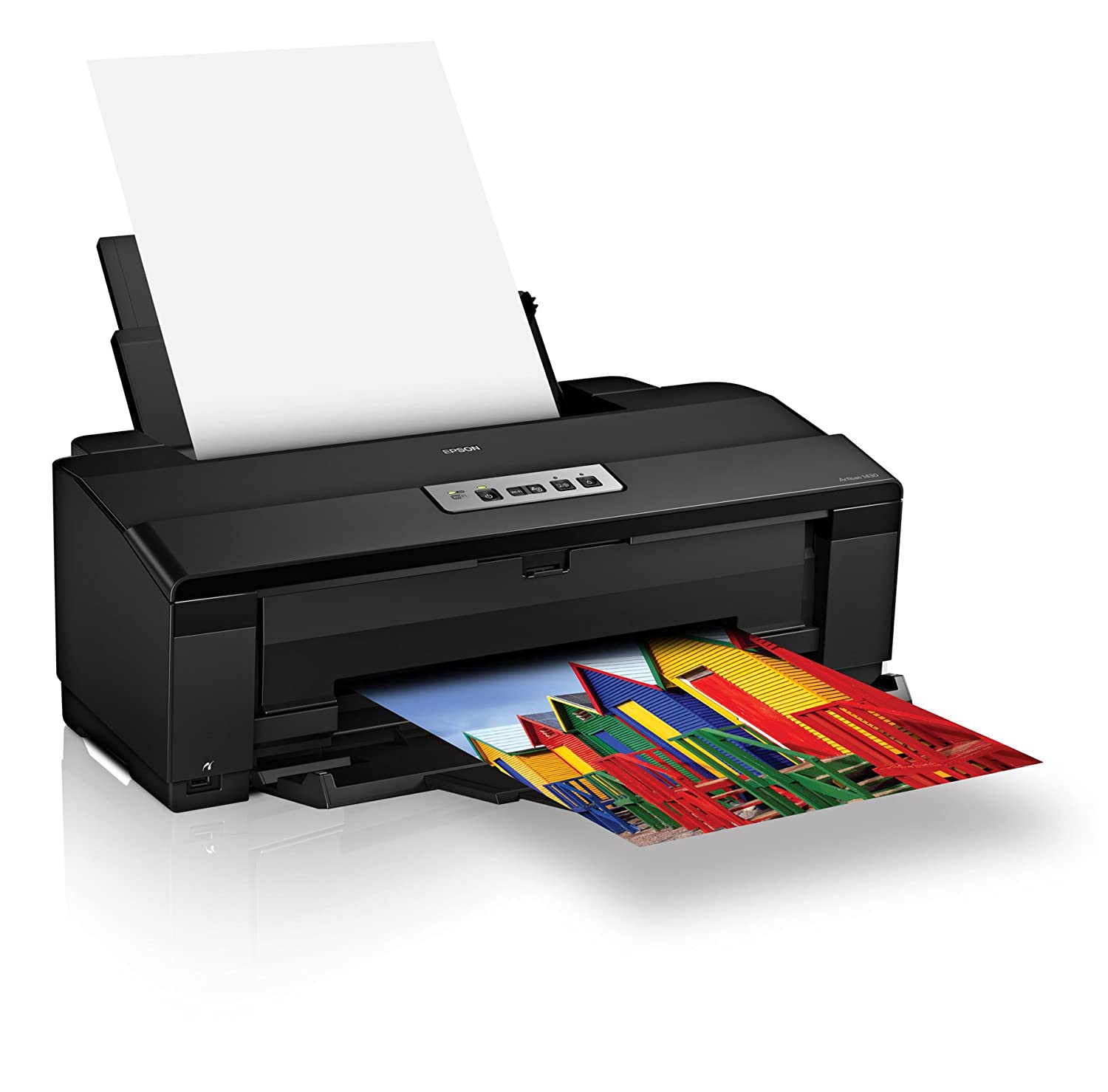 Color printout price in delhi - Amazon In Buy Epson Artisan 1430 Wireless Wide Format Color Inkjet Printer C11cb53201 Online At Low Prices In India Epson Reviews Ratings