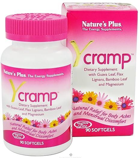 Отзывы Y-Cramp Nature's Plus 90 Softgel